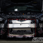 AMS Alpha Performance Race Front Mount Intercooler Kit