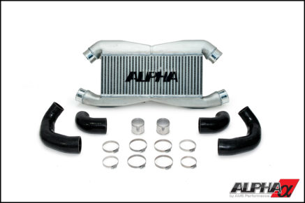 Alpha  Performance Nissan GT-R Front Mount Intercooler Kit