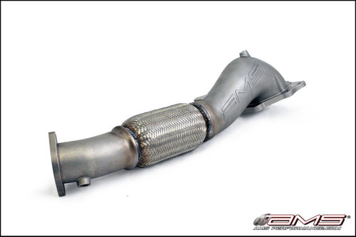 AMS Performance Mitsubishi Evolution X Widemouth Downpipe