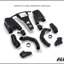 Alpha Performance Mercedes 5.5L Biturbo Intake System
